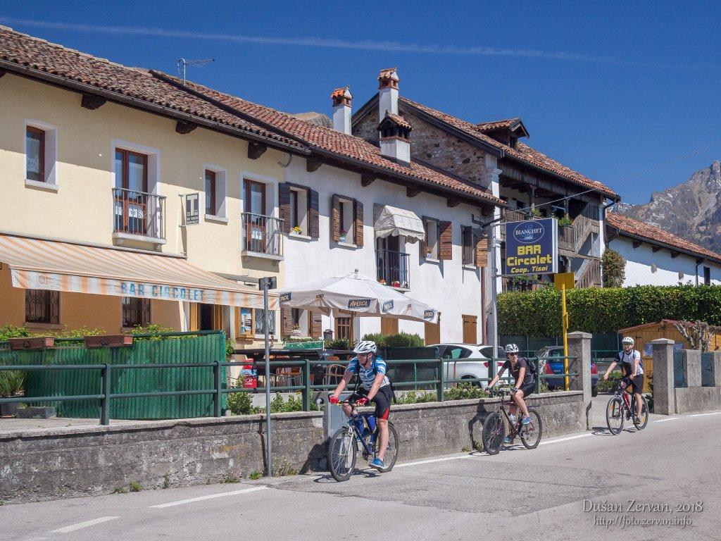 z Belluno do Feltre, 2018