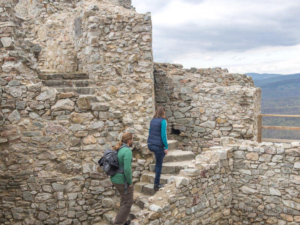 hrad Hrušov, 2017
