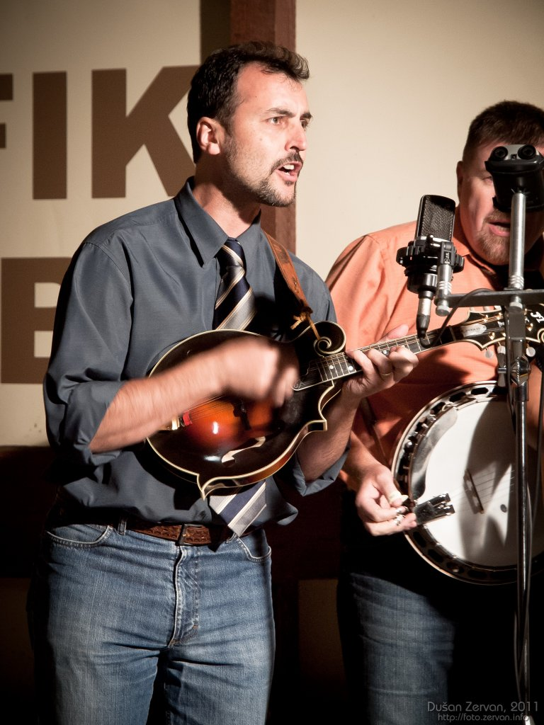 Bluegrassový večer, Nová Dubnica, 2011