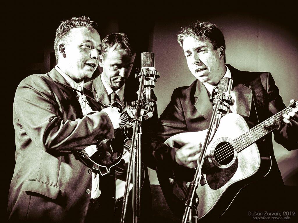 Bluegrassový večer, Nová Dubnica, 2012
