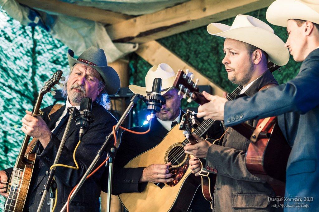 Bluegrass večer fest, Horná Poruba, 2013