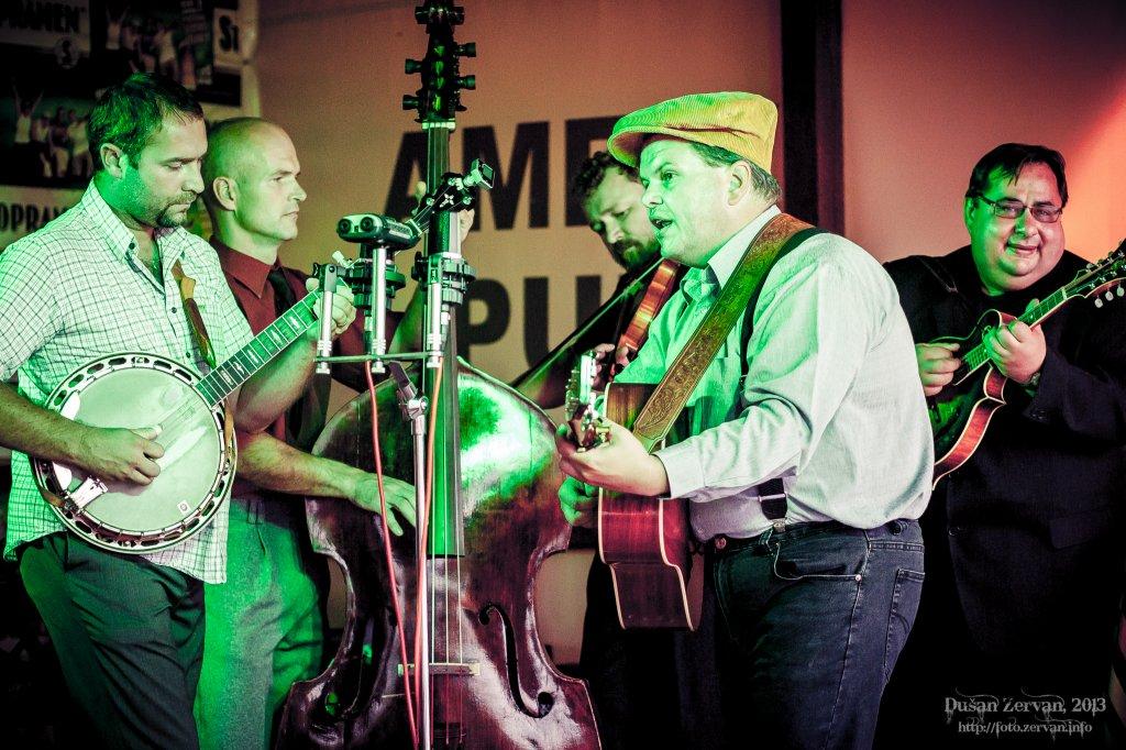Bluegrassový večer, Nová Dubnica, 2013