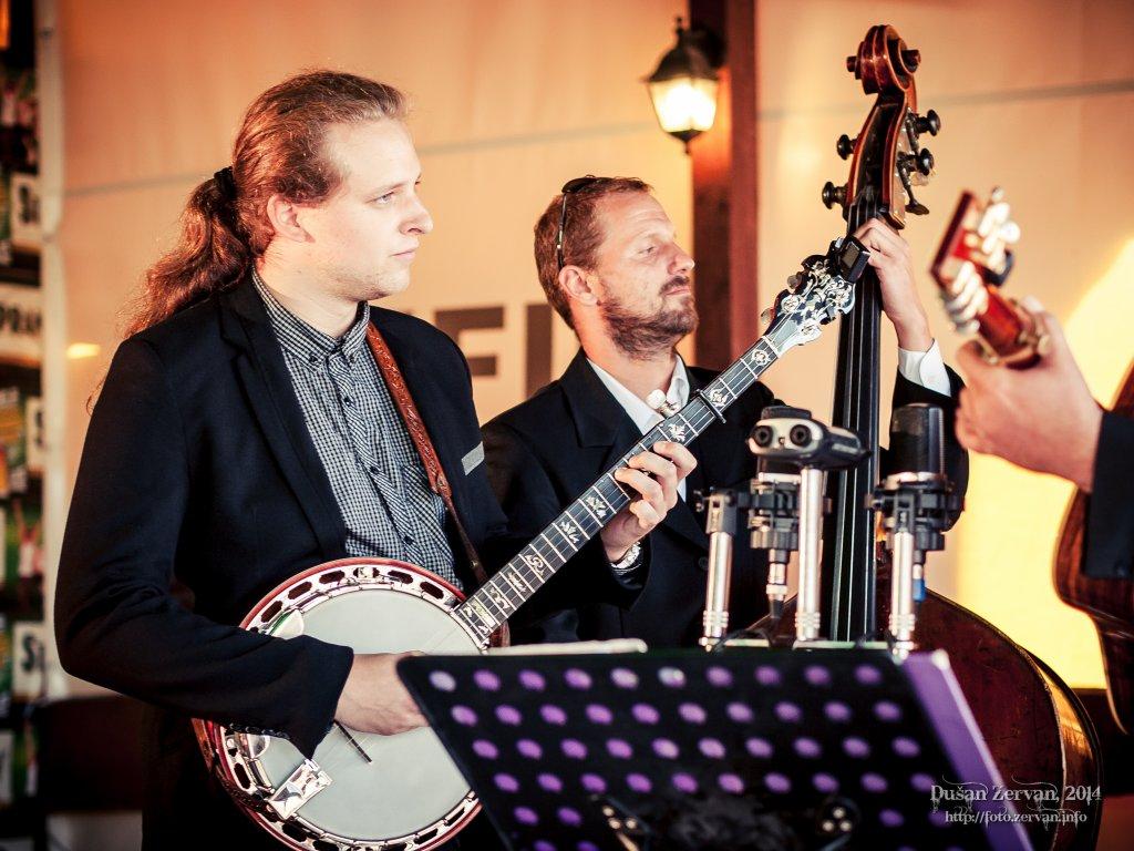 Bluegrassový večer, Nová Dubnica, 2014
