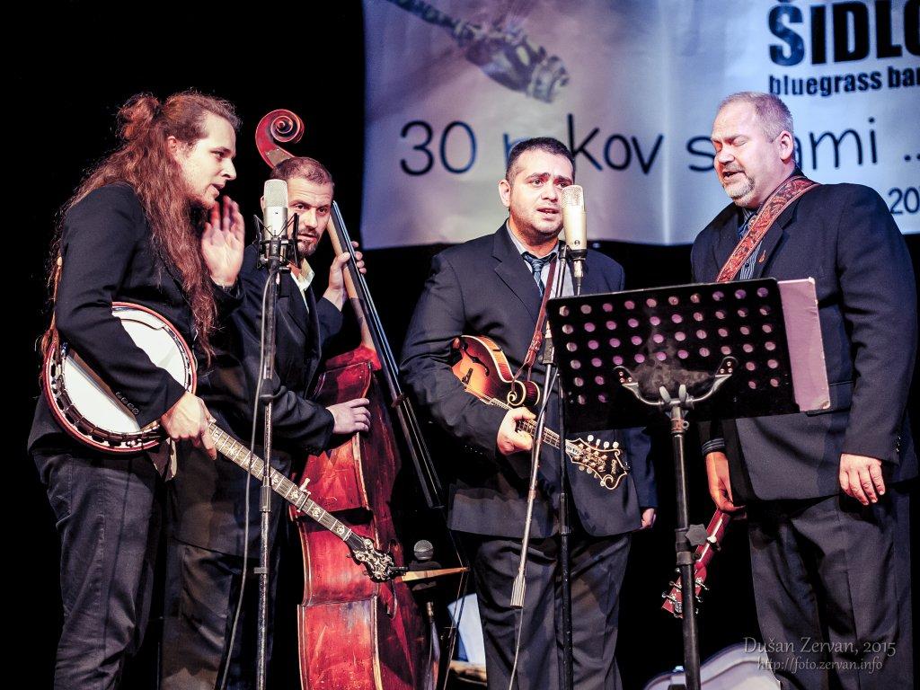 Bluegrass Christmas, Ilava, 2015
