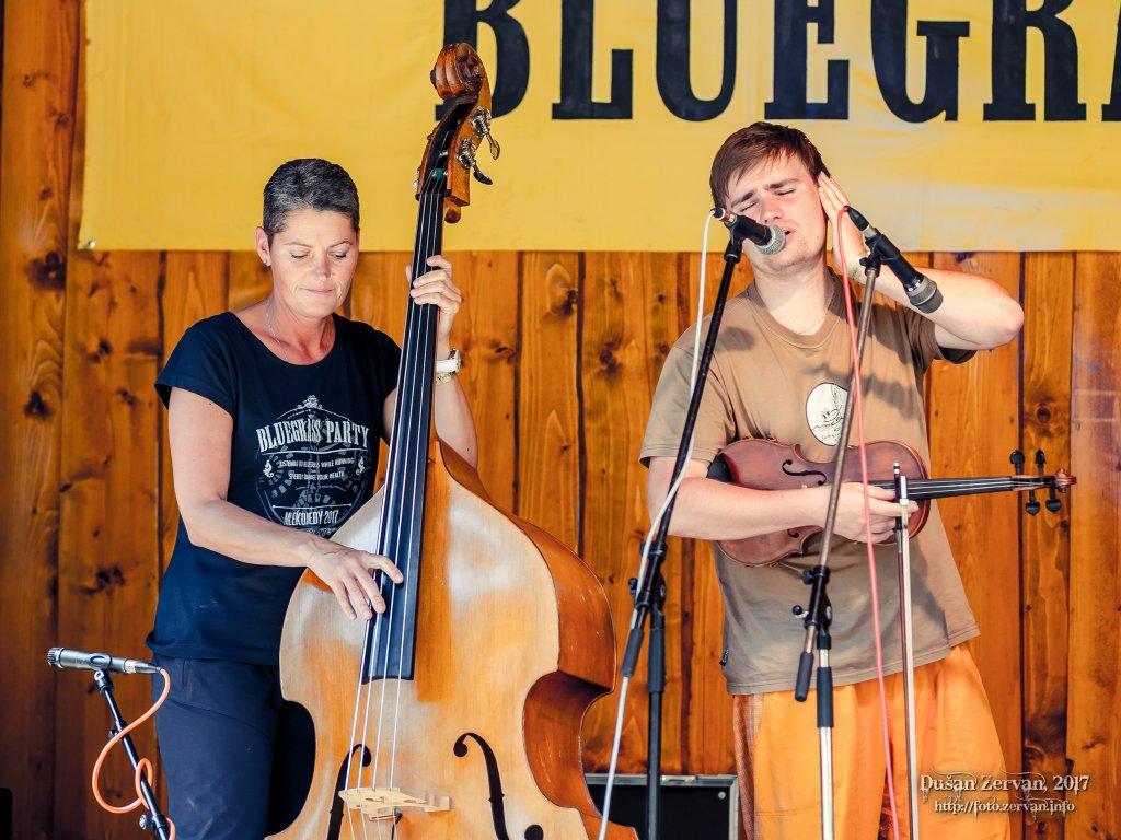 Bluegrass večer fest, Horná Poruba, 2017