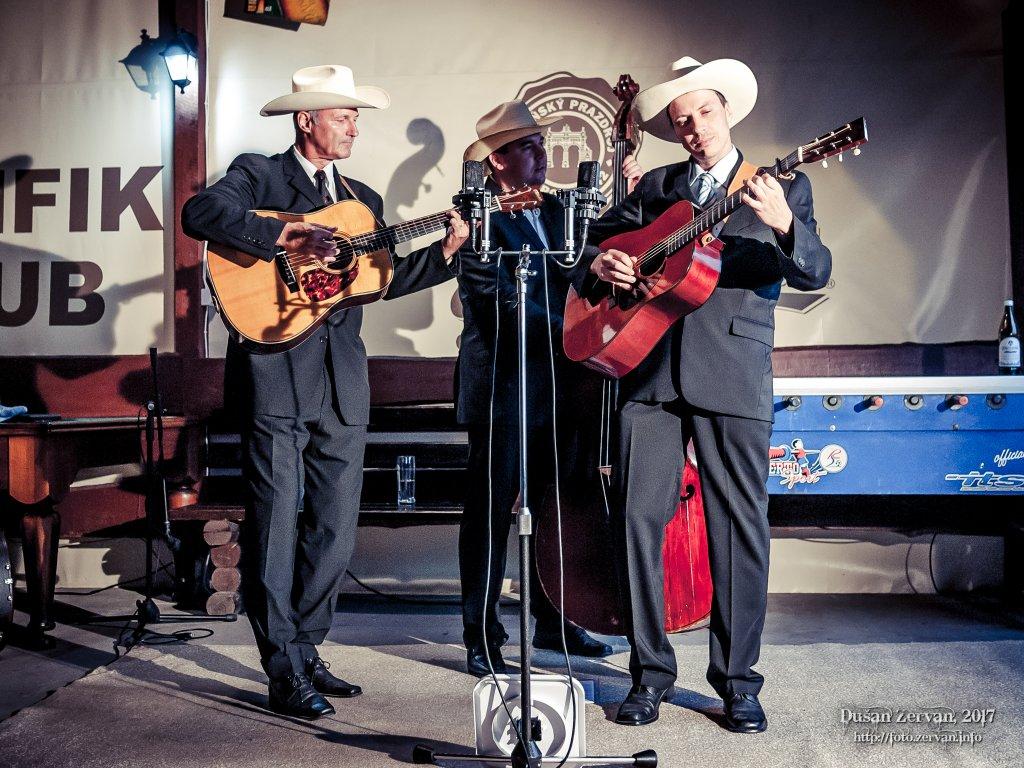 Bluegrassový večer, Nová Dubnica, 2017