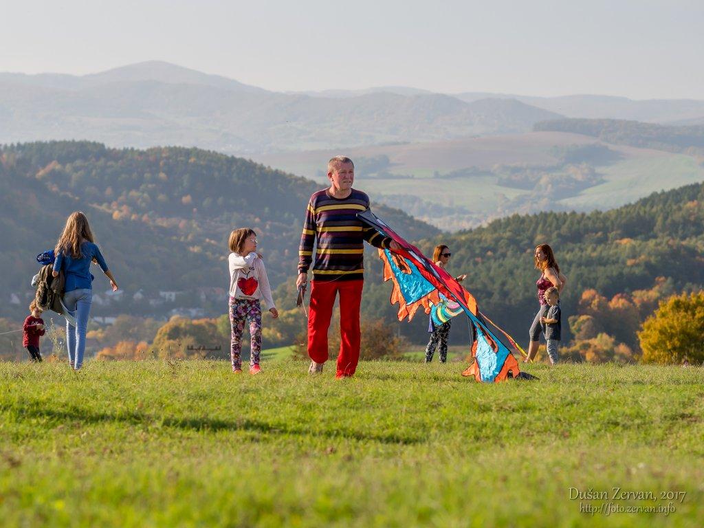 šarkaniáda Nová Dubnica, 2017