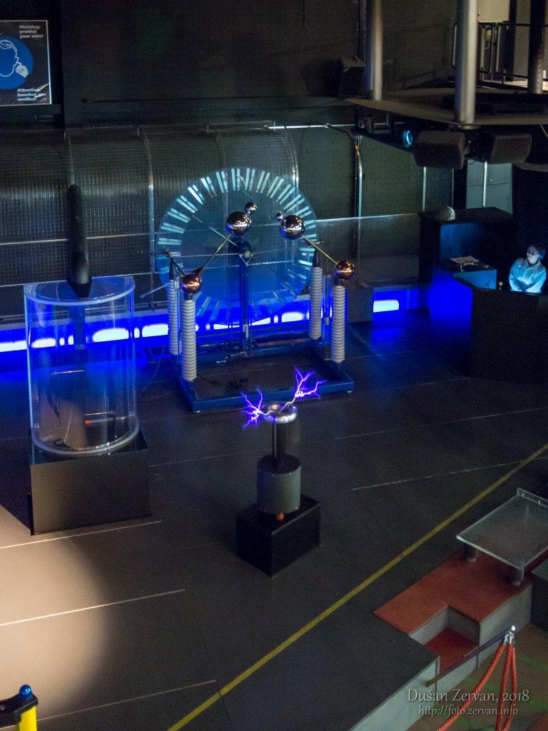 exkurzia Technorama Winterthur, 2018