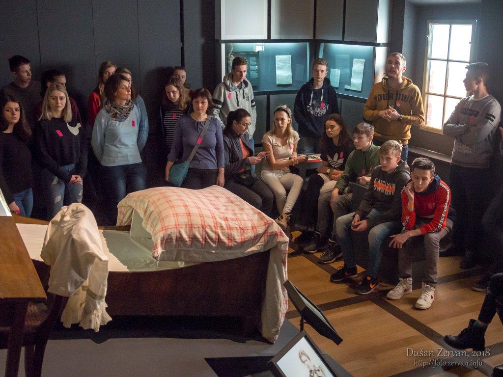 Einsteinovo múzeum Bern, 2018