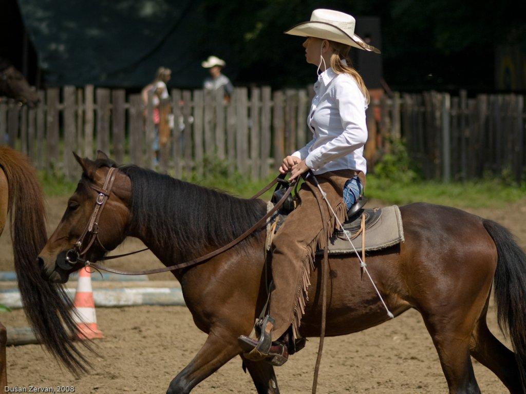 Western Rodeo Show Chocholn� 2008