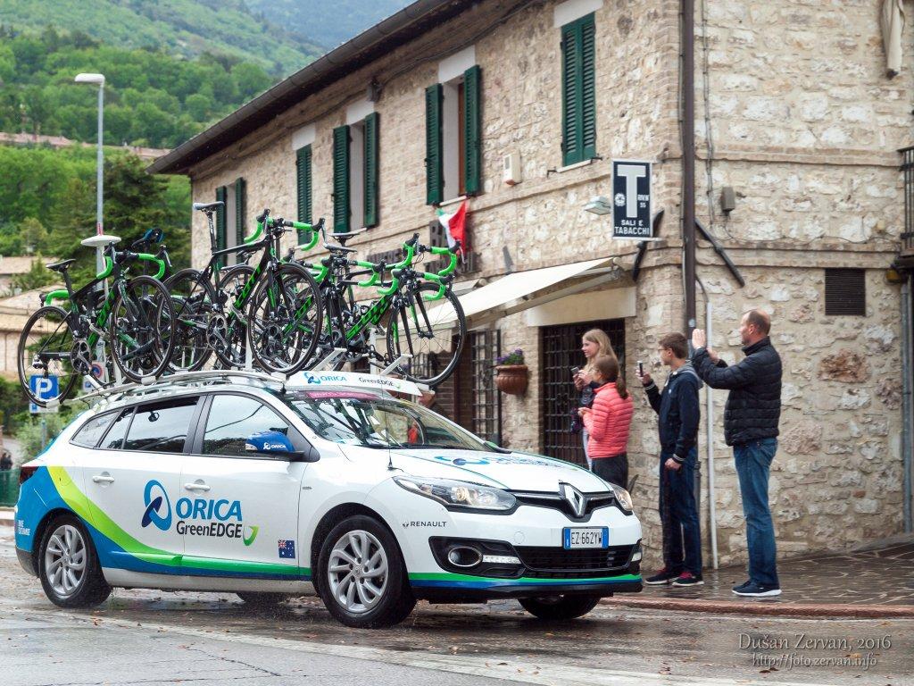 Giro d'Italia, 2016