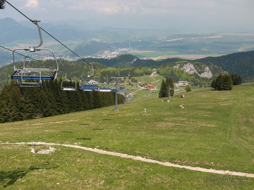 výstup na Sidorovo a Malinné, 2017