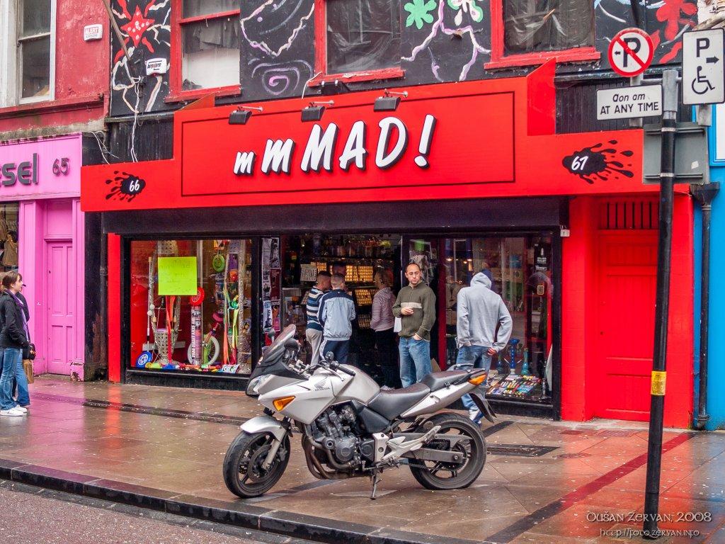 mmMAD! Gift Shop, Cork, Ireland