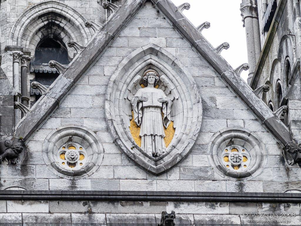 Saint Finbarr's Cathedral, Cork, Ireland