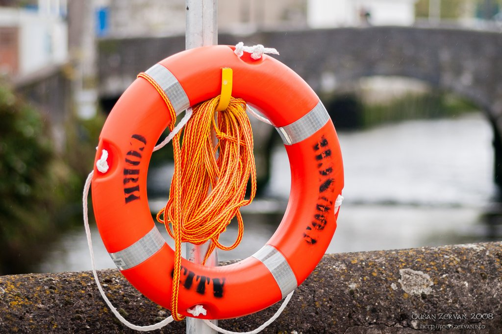 Lifebuoy of Cork City, Ireland