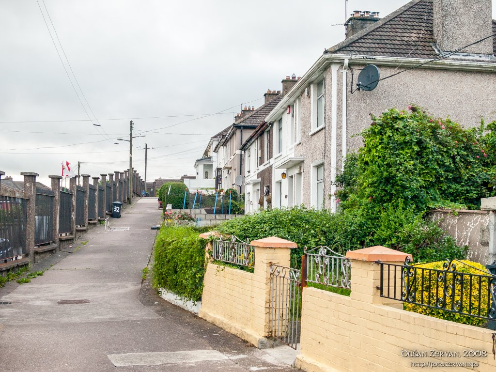 Barrett's Buildings, Cork, Ireland