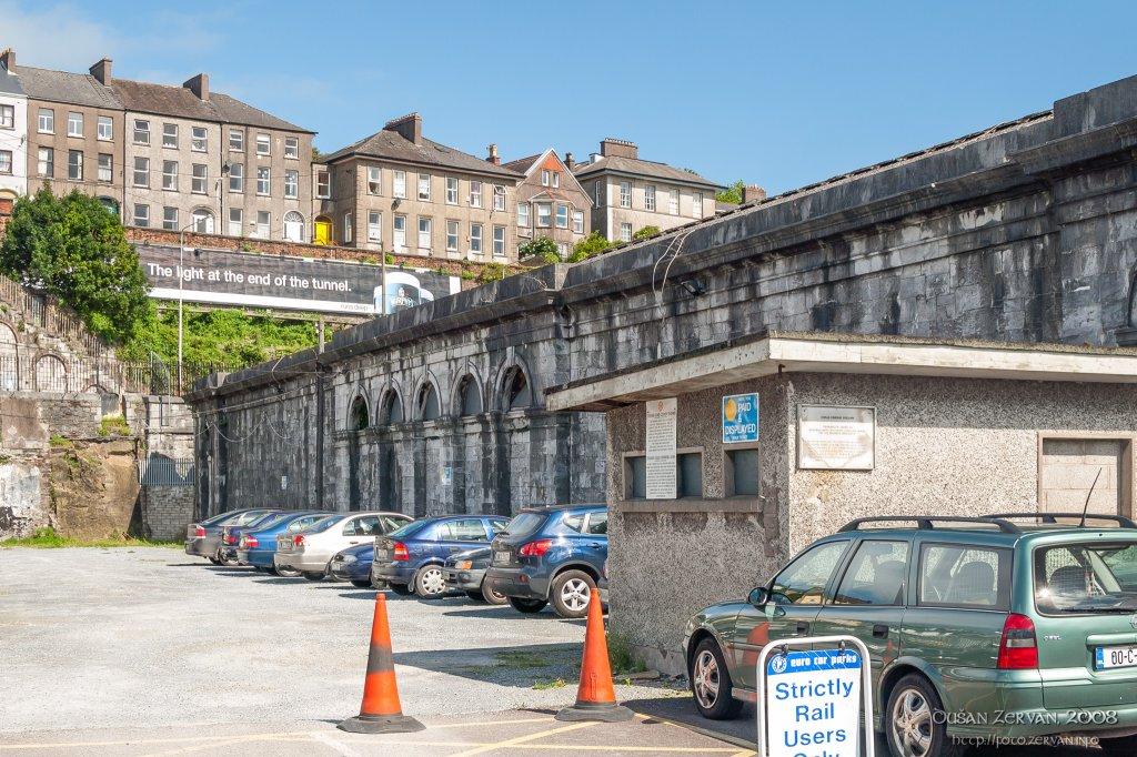 Kent Station car parking, Cork, Ireland