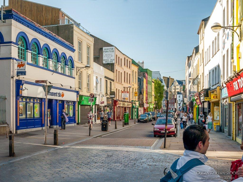 North Main Street, Cork, Ireland