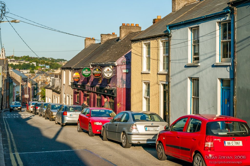 Blarney Street, Cork, Ireland