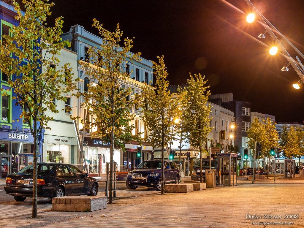 St Patrick's Street, Cork, Ireland