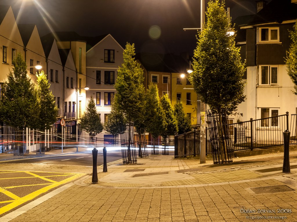 Shandon Street, Cork, Ireland
