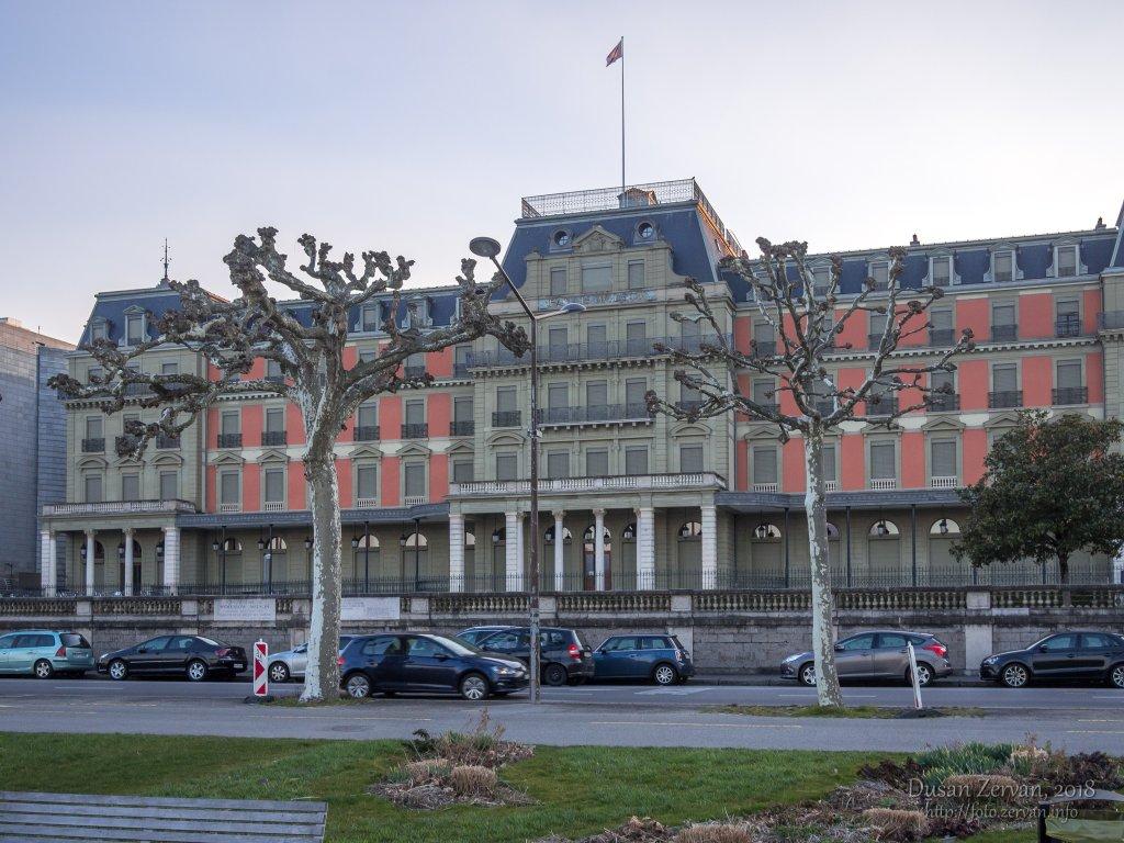 Ženeva, 2018
