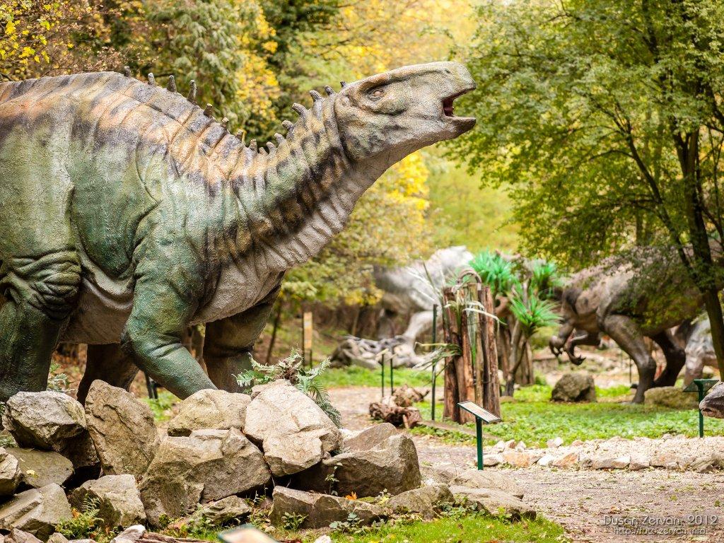 DinoPark Bratislava